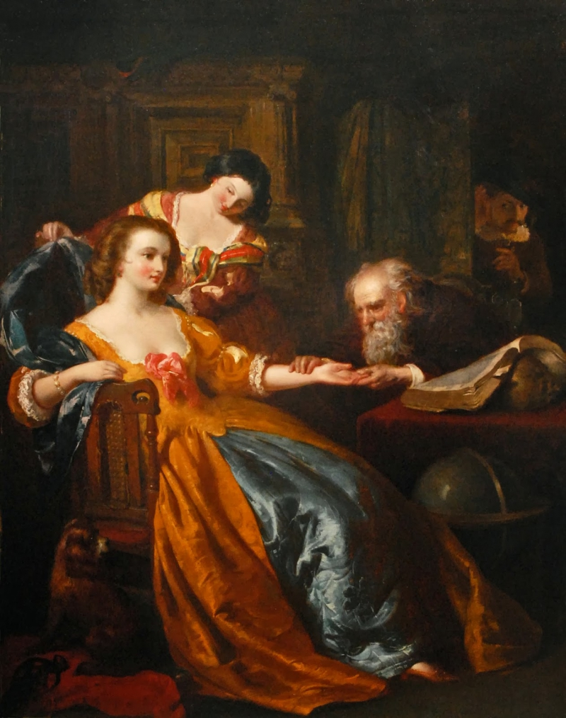 Thomas Heaphy   The Fortune Teller