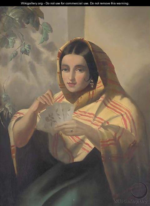 The fortune teller John Phillip