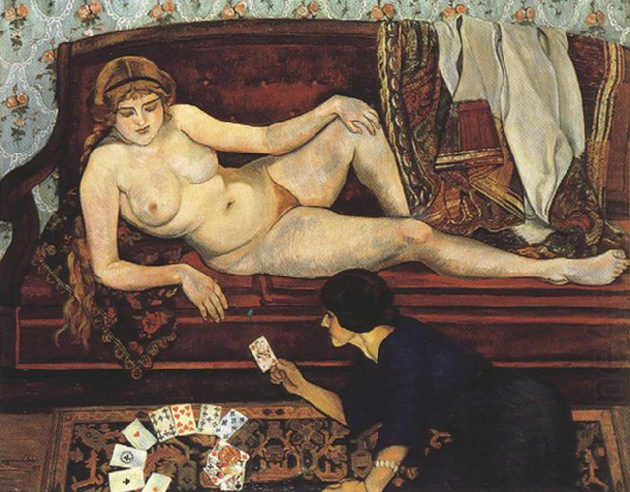 Suzanne Valadon Oil Painting