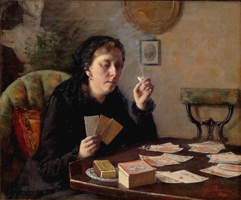 Elin Danielson - Gambogi (1861-1919)