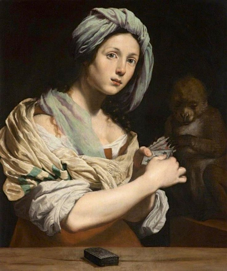 The Allegory of Fortune by Lorenzo Lippi (1606-1665)