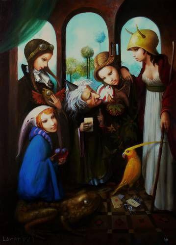 The Fortune Teller - Igor Lazarev