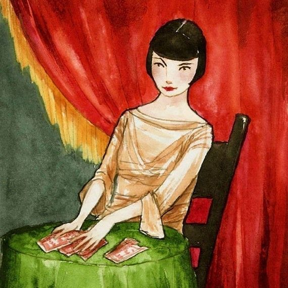 The Reading by Amy Abshier Reyes