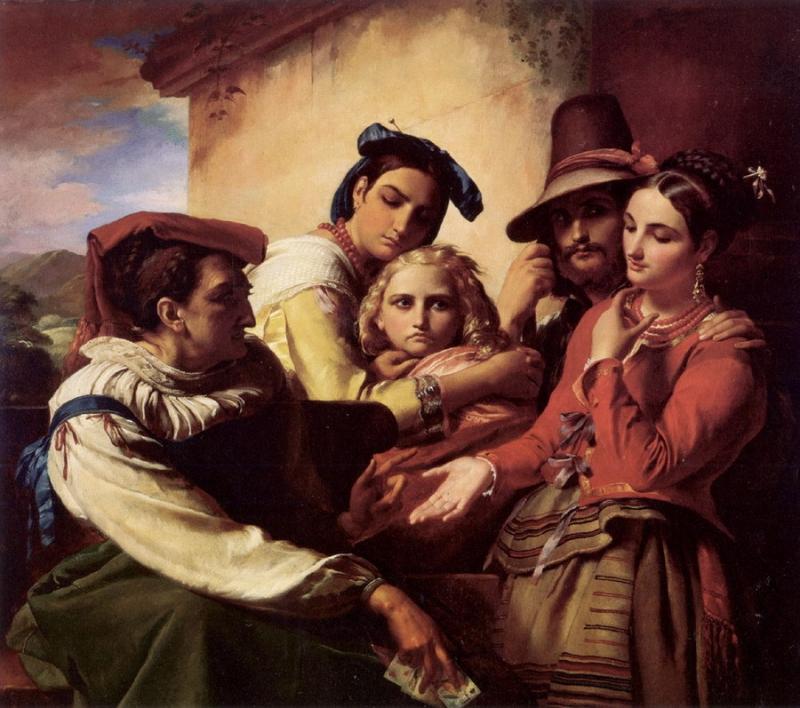 Fran ois Joseph Navez (1787-1869)