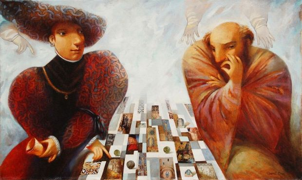Alexander Daniloff - Gioco  Game