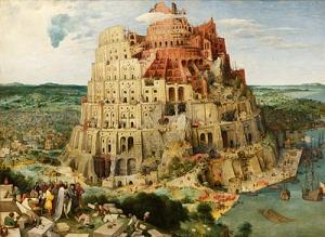 Эволюция человеческого общества в трех библейских мифах