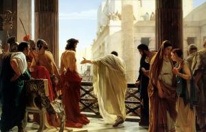 Библейские мистерии: Понтий Пилат