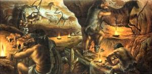Как появились символы: Эпоха неандертальцев