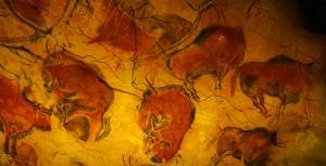 Происхождение символов: Эпоха верхнего палеолита