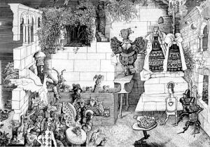 Арканы Королевского Двора: Короли и Дамы